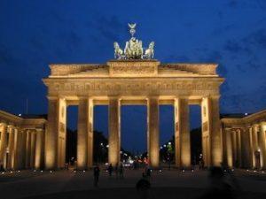 Berlinmurens fall 1989