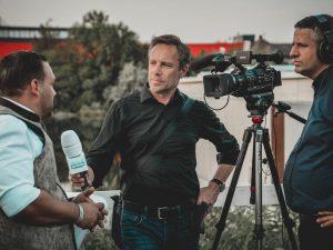 Om att jobba som journalist